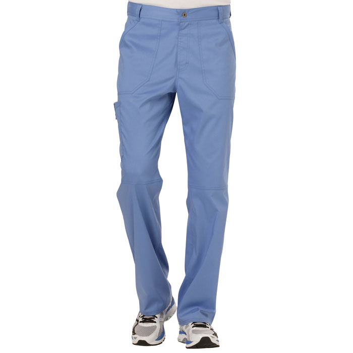 Workwear-Revolution-WW140-Mens-Fly-Front-Drawstring-Pant