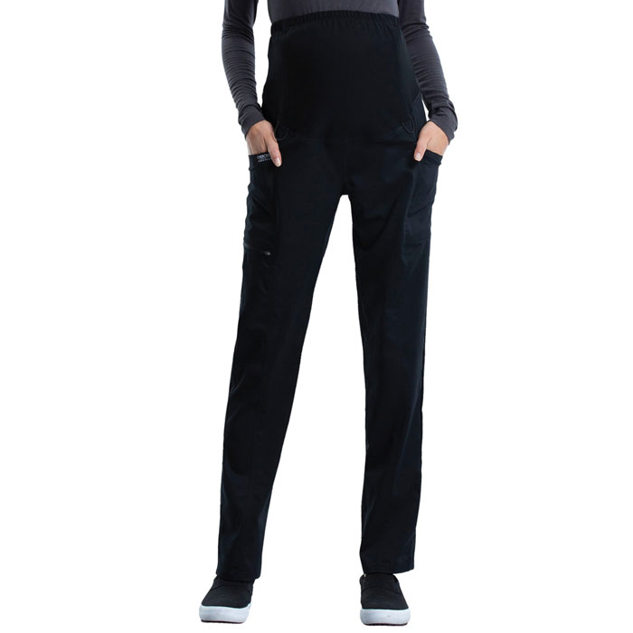 Workwear-Revolution-WW155-Ladies-Maternity-Straight-Leg-Pant