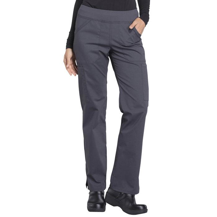 Cherokee-Professionals-WW170-Mid-Rise-Straight-Leg-Pull-on-Cargo-Pant