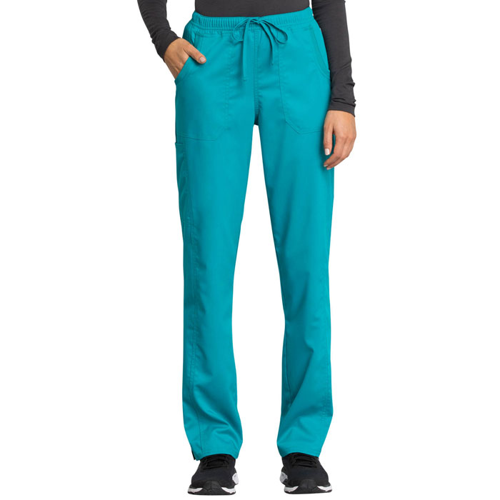 Workwear-Revolution-Tech-WW235AB-Mid-Rise-Straight-Leg-Drawstring-Pant-With-Certainty