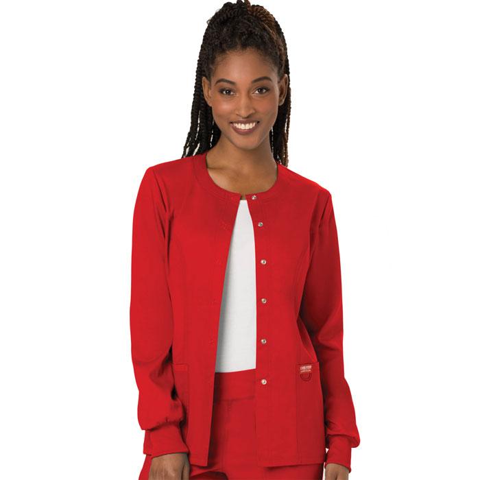 c3a70fd98a9 Workwear-Revolution-WW310-Snap-Front-Warm-up-Jacket