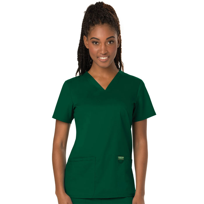 Workwear-Revolution-WW620-Ladies-V-Neck-Top