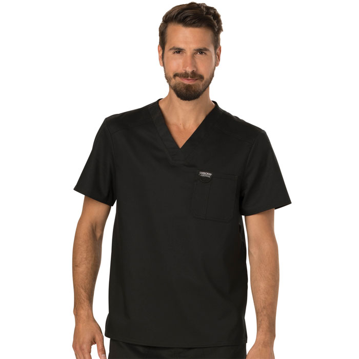 Workwear-Revolution-WW690-V-Neck-Top