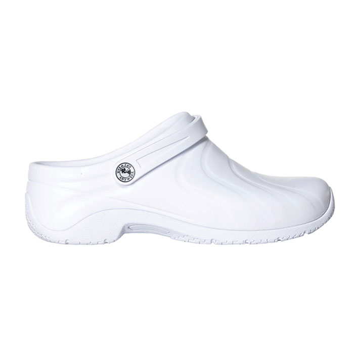 Anywear-Ladies-Clog-with-Backstrap-ZONE-WHT