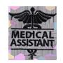 Medical Assistant - 2 1/2 X 2 1/4