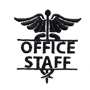 Office Staff - 2 1/2 X 2 1/4