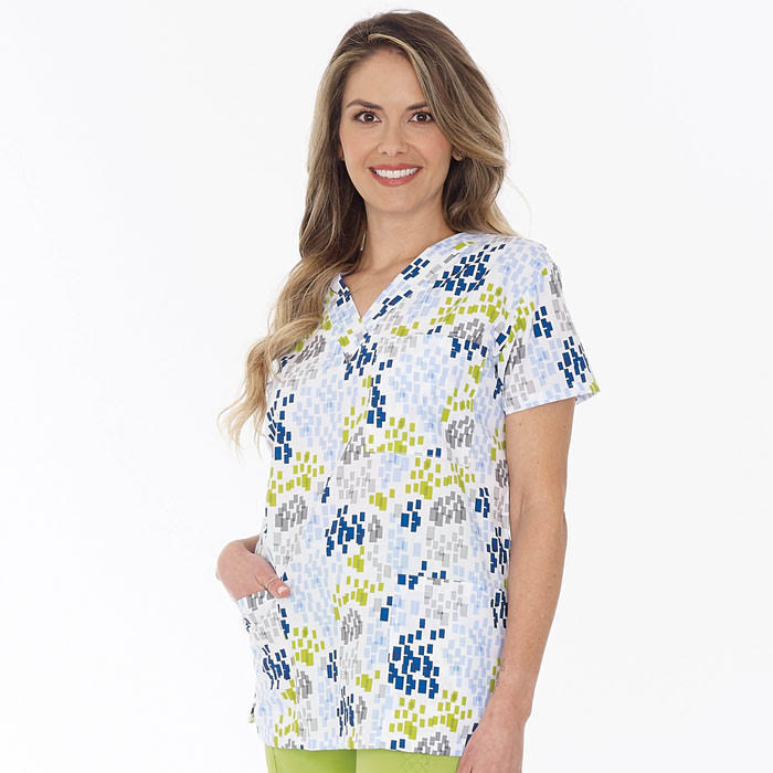 9904-1555-Ladies-3-Pocket-V-Neck-Top-The-Matrix